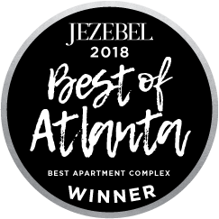 Jezebel 2018 Best of Atlanta - Best Apartment Complex