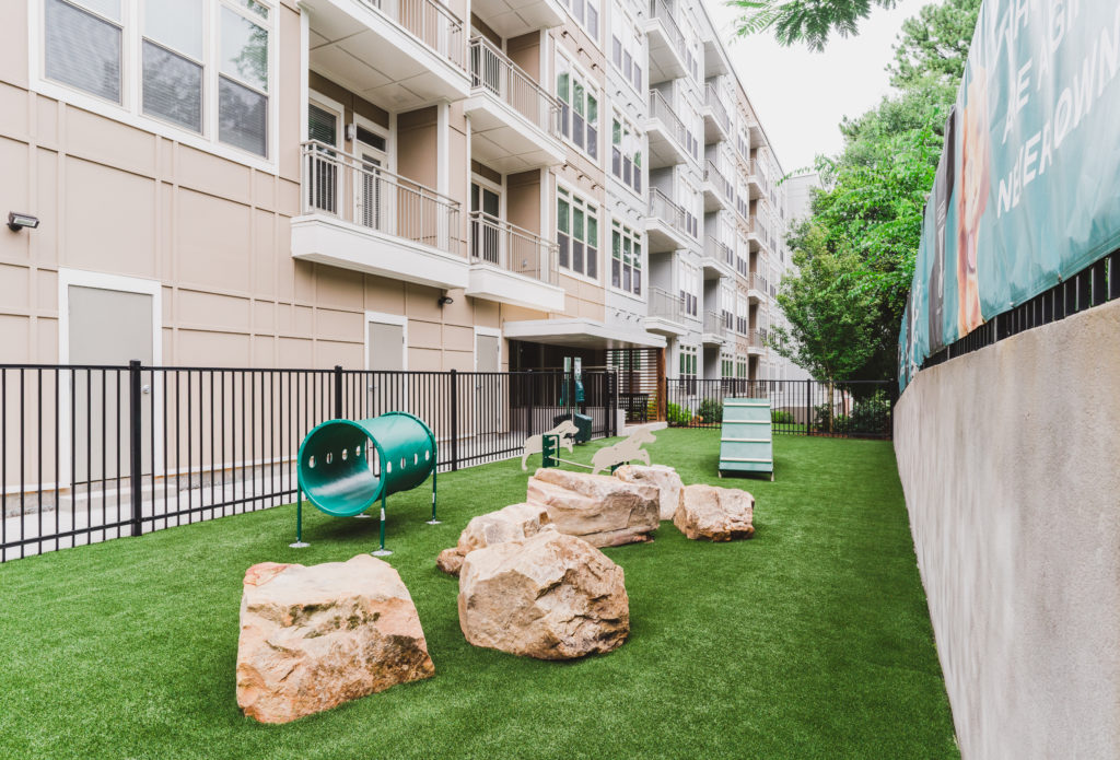 luxury Atlanta apartment community