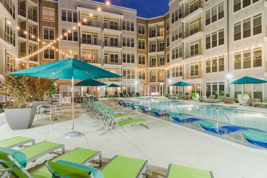Atlanta apartment community