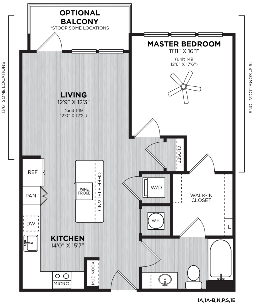 Atlanta one-bedroom apartments