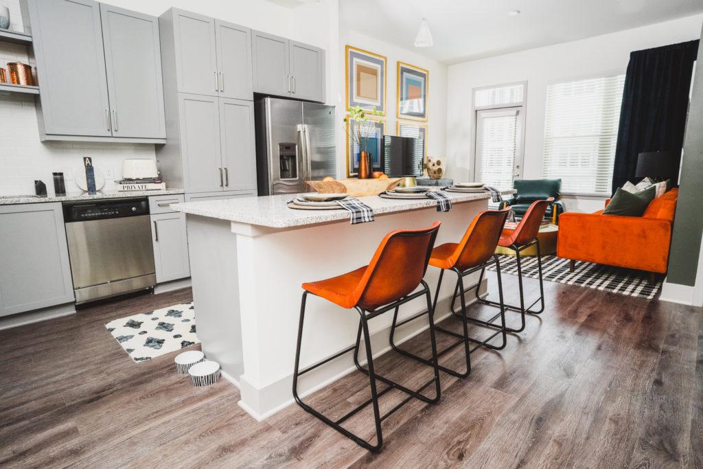Modern Atlanta Apartments
