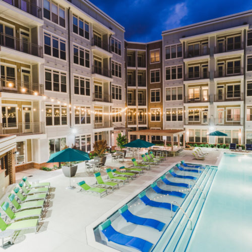 Saltwater Resort-style pool - Sunny Days Are Here Again